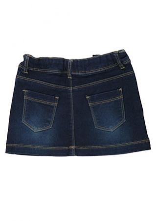Jupe En Jeans