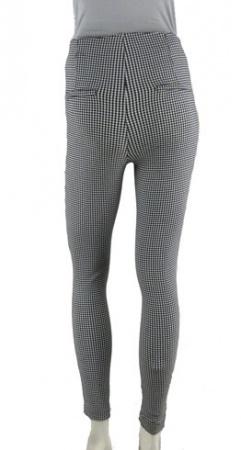 Pantalon Carreaux Synthétique